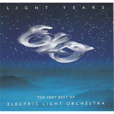 Electric Light Orchestra All Over The World by Light Years The Very Best Of Elo Cd 2 Electric Light