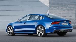 Audi S7 Sportback : 2015 audi s7 sportback sepang blue rear hd wallpaper 11 1920x1080 ~ Medecine-chirurgie-esthetiques.com Avis de Voitures