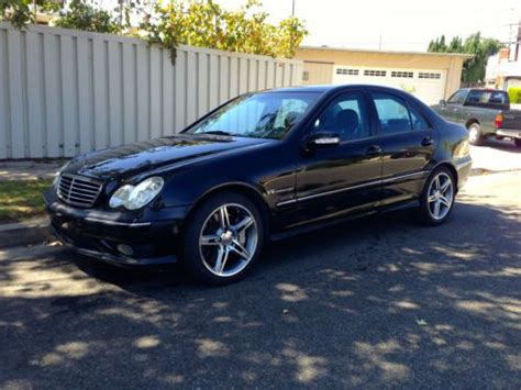 Buy Used 2002 Mercedesbenz C32 Amg Excellent Condition