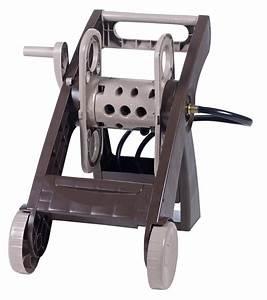 Poly Hose Reel Cart