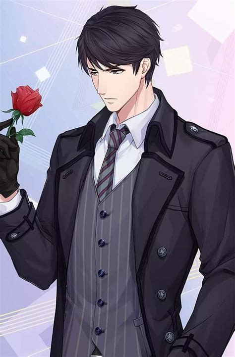 Pin By Mace Cori On Victor Handsome Anime Guys Cute