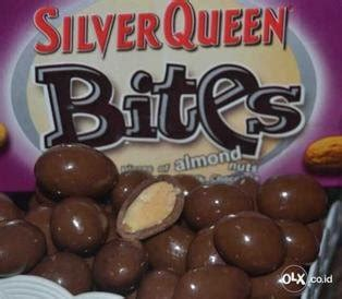 jual silverqueen bites mete  lapak sennadashop sennadashop
