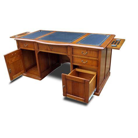 bureau merisier massif bureau merisier bureau merisier massif philas meubles