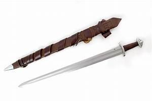 5 lobe Viking sword (#1540) (Sale Sword) - Darksword Armory