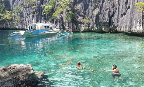 Photos Of Kayangan Lake And Twin Lagoons Near Coron