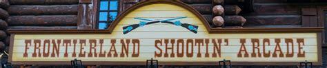 frontierland shootin arcade magic kingdom