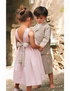 Tenue Garçon D Honneur Mariage : tenue de mariage enfant ~ Dallasstarsshop.com Idées de Décoration