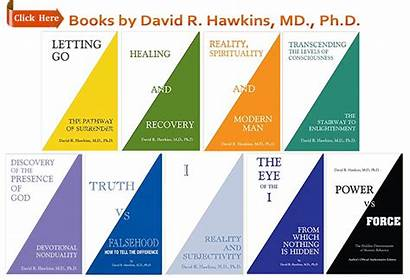 Hawkins David Books Consciousness Map Order Force