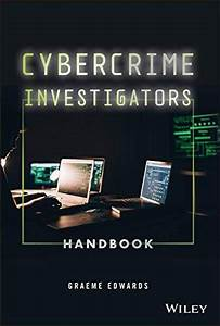 Epub Free Cybercrime Investigators Handbook  Pdf Download