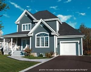 Häuser In Amerika : die besten 25 amerikanische h user ideen auf pinterest amerikanisches haus h user und ~ Markanthonyermac.com Haus und Dekorationen