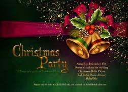 Christmas Party Invitations Christmas Card By BellaLuElla On Etsy Christmas Invitation Cards On The App Store Christmas Invitations With Red Bow Vector Christmas Party Invitation Wording Samples Design Vast