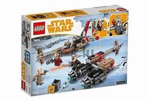 LEGO Star Wars Solo 75215 Cloud Rider Swoop Bikes Set