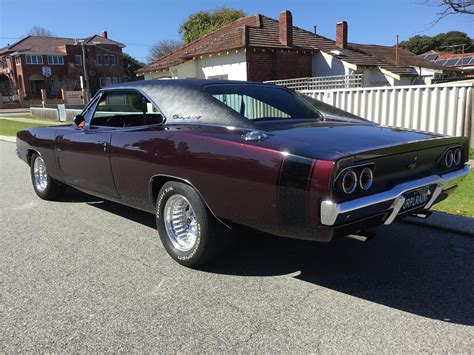 Dodge Charger Coupe by 1968 Dodge Charger 440 Auto Coupe Jcw5012668 Just Cars