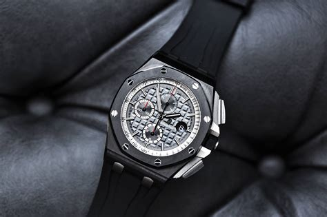 audemars piguet royal oak audemars piguet royal oak offshore black ceramic 44mm