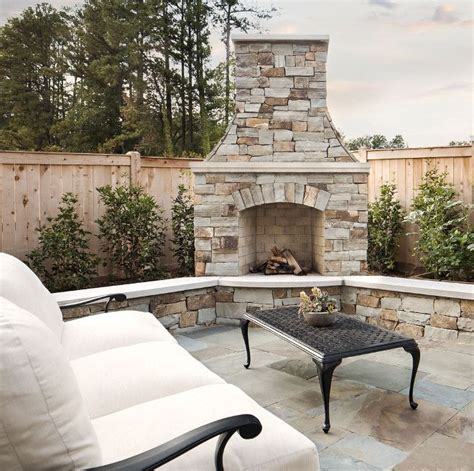 best 25 backyard fireplace ideas on outdoor