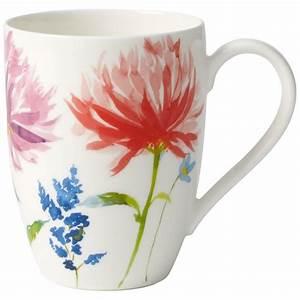 Villeroy Boch Anmut : villeroy boch becher mit henkel anmut flowers otto ~ Watch28wear.com Haus und Dekorationen