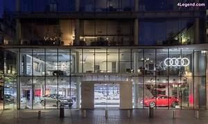 Audi Paris Est : audi city paris le showroom digital au c ur de paris ~ Medecine-chirurgie-esthetiques.com Avis de Voitures