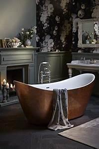 Retro Badewanne Freistehend : casa padrino art deco badewanne freistehend kupfereffekt modell he hyl 1730mm freistehende ~ Sanjose-hotels-ca.com Haus und Dekorationen