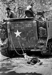 Dragging Bodies Vietnam War