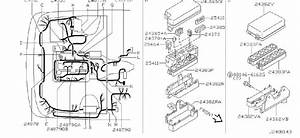 Nissan Pathfinder Harness Engine Room  Other