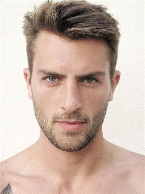 elegant short beard styles  men beardstyle