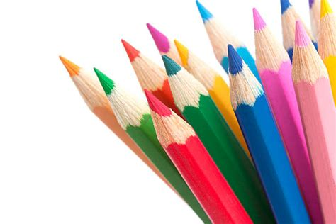 Coloring With Colored Pencils by Colored Pencils Pictures Images And Stock Photos Istock