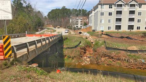 lake dam road bridge replacement   sepi