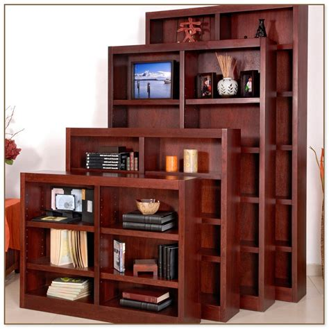 18 Inch Wide Bookcase Wood by Carson Horizontal Bookcase Threshold