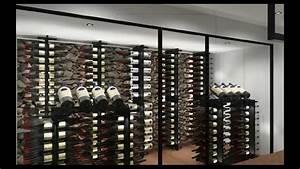 Cave À Vin Design : les projets 2013 de degr 12 caves et armoires vin sur mesure en 3d youtube ~ Voncanada.com Idées de Décoration