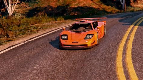 mclaren  gtr longtail  grand theft auto  nexus mods