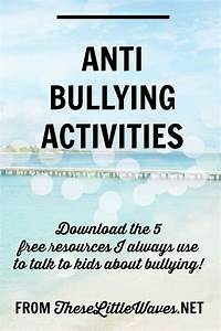 244 best Bullying images on Pinterest | 2nd grades, Anti ...