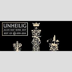 Unheilig  Alles Hat Seine Zeit (best Of 1999 2014