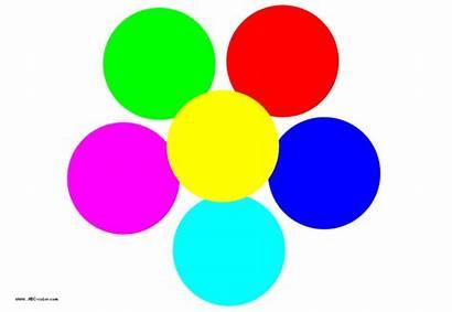 Clipart Colors Clip Cliparts Clour Colorful Coloured
