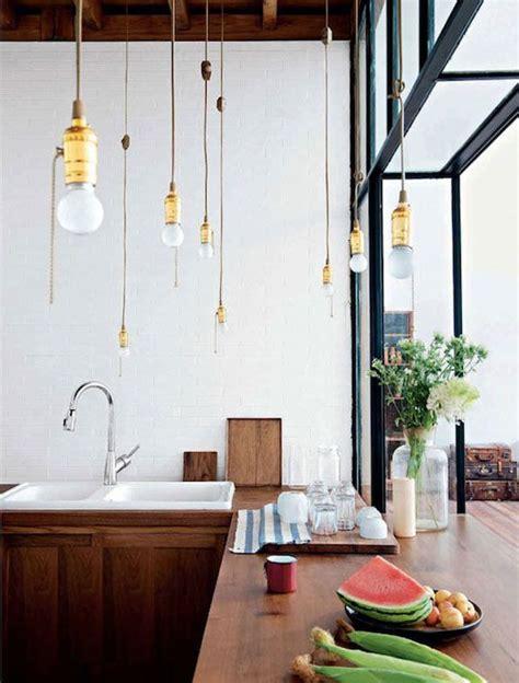 luminaires originaux les suspensions ampoules