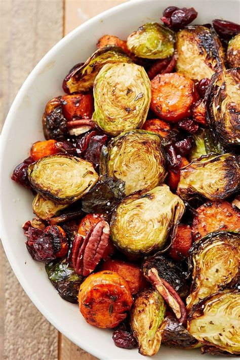 Get our best christmas side dish recipes right here. Every Christmas Dinner Recipe You'll Ever Need | Roasted vegetable recipes, Vegetable dishes ...