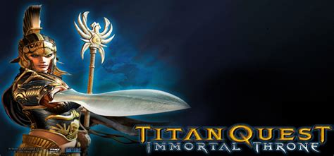 Titan Quest Immortal Throne Free Download Pc Game