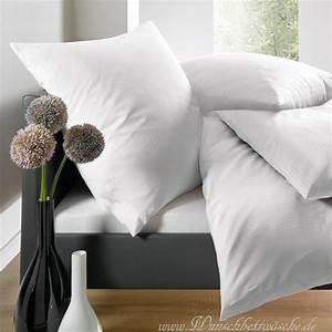 Weiße Bettwäsche 200x200 : schlafgut uni mako satin bettw sche wei www wunschbettw ~ Markanthonyermac.com Haus und Dekorationen