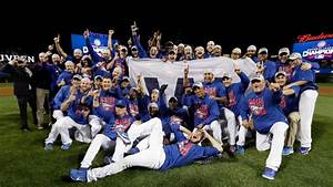 Cubs head to World Series, first time since 1945 | CTV News