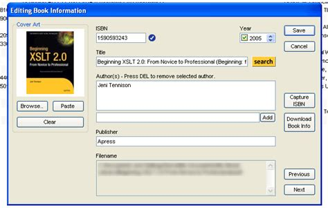 Ebook Library Software Download