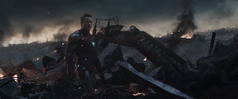 Avengers Endgame New Trailer Everything Learned Time