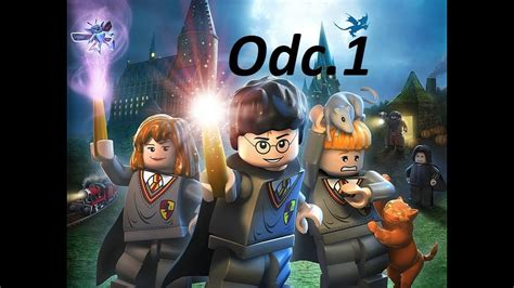 Harry potter and the chamber of secrets (ps2) walkthrough: Let's play LEGO Harry Potter lata 1-4~Odc.1 - YouTube