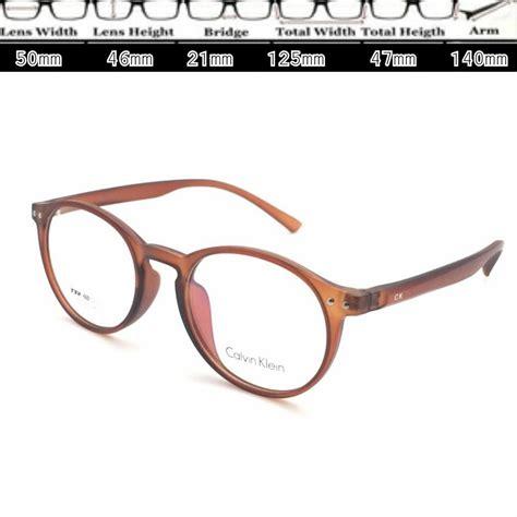 Jual Frame Kacamata Calvin jual kacamata trend murah frame ck calvin klein tr hitam