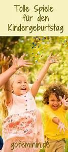 Spiele Für Draußen Kindergeburtstag : damit es ein unvergesslicher kindergeburtstag wird tolle spiele f r drinnen drau en kind ~ Frokenaadalensverden.com Haus und Dekorationen