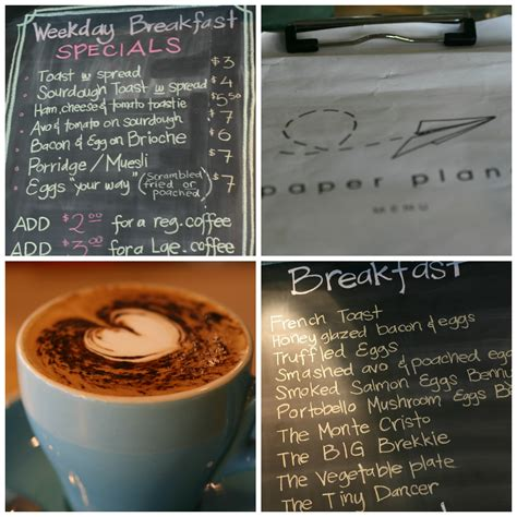 Is at paper plane coffee co. Paper Plane Cafe at Parramatta - Sydney