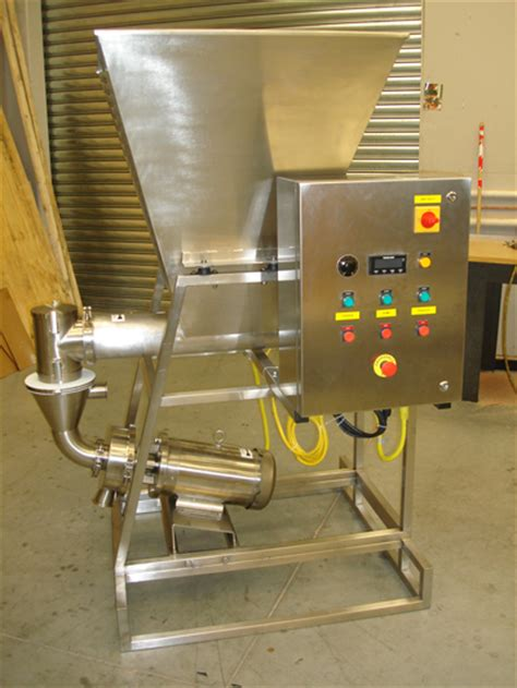 New Model D-6000 ARDE Dispershear Built With All Stainless ...