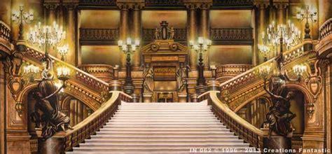 backdrop   paris opera staircase