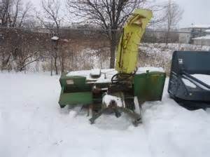 Photos of New Idea 517 7' Snow Blower For Sale » Arnold's