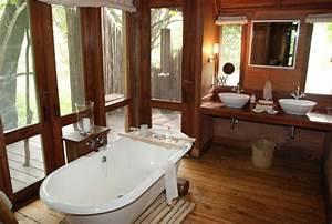 salle de bain accessoires et meubles de salle de bain With traitement bois salle de bain