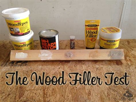 You can use putty, wood filler, caulk, or even long pieces of string or rope stained to match. The Wood Filler & Epoxy Test (Year 1)   The Craftsman Blog