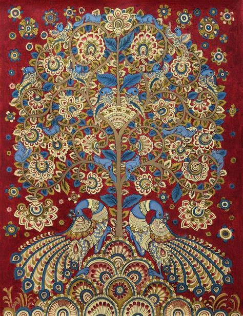 Image result for indian tree art